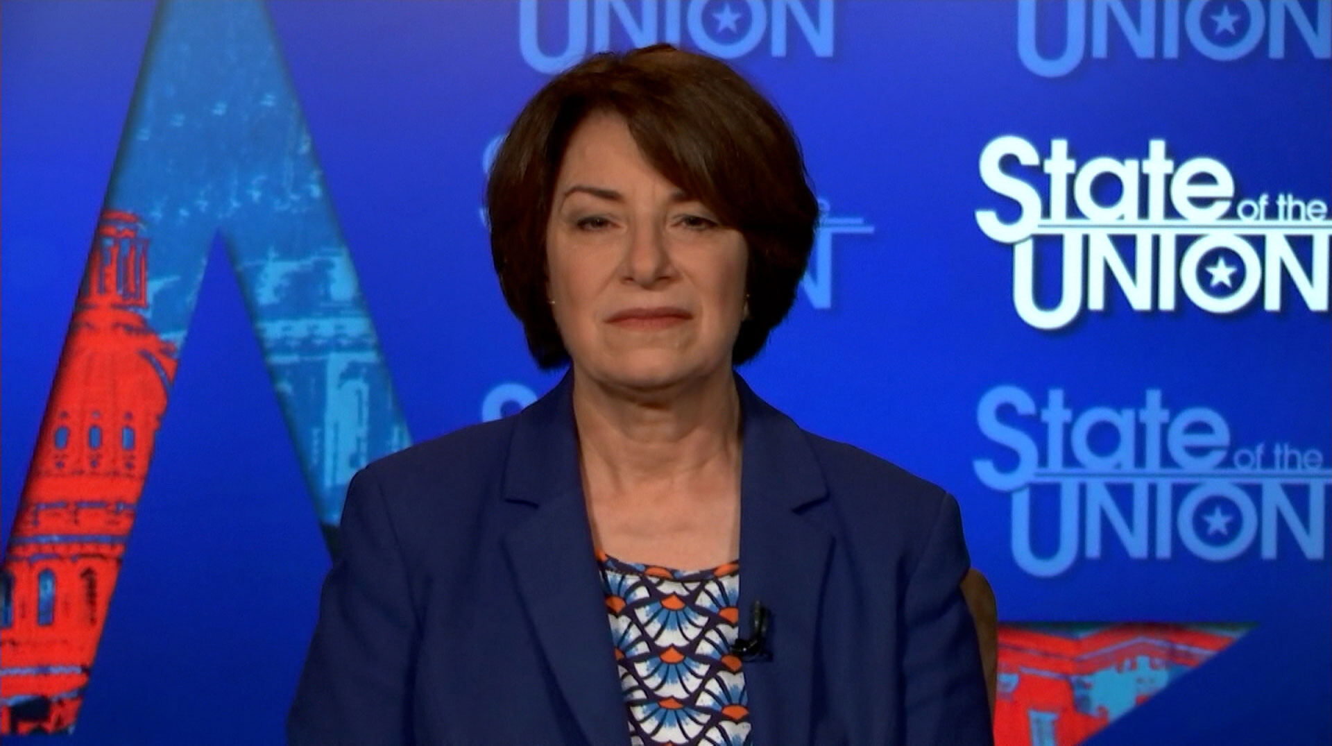 Klobuchar calls for eliminating Senate filibuster to protect abortion rights