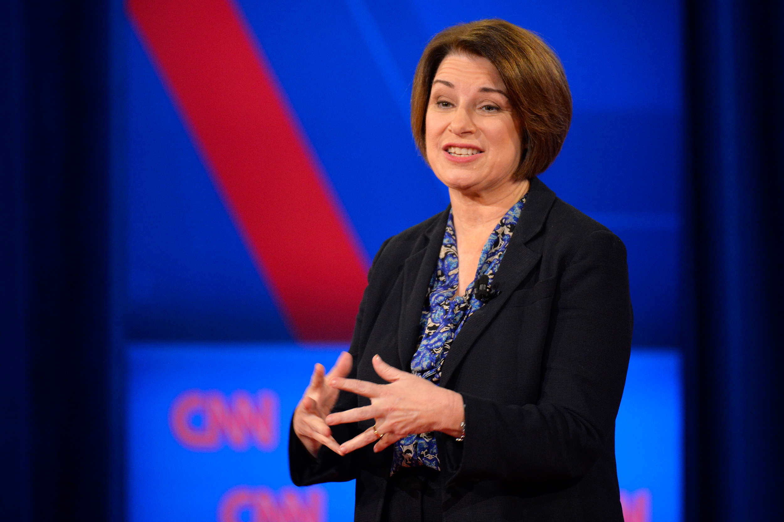 Amy Klobuchar abandons South Carolina as she looks ahead to Super Tuesday