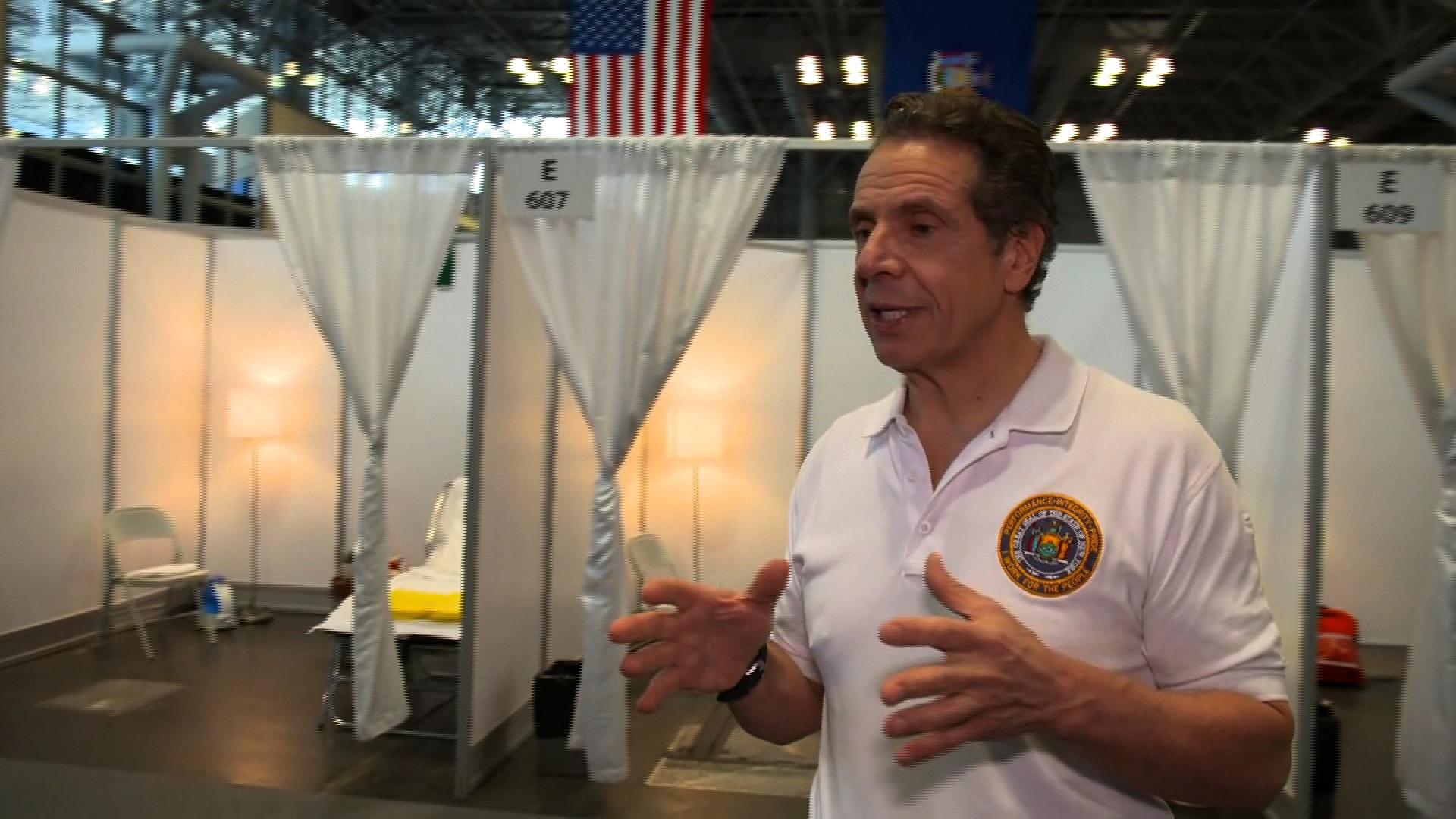 Cuomo: No one is going to treat New York 'unfairly' over coronavirus