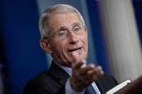 Fauci says 'we need to reserve judgment' on whether to hold national political conventions