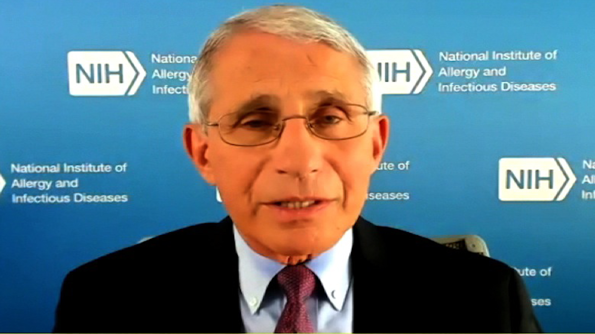 Fauci says US has suffered from pandemic 'as much or worse than anyone'
