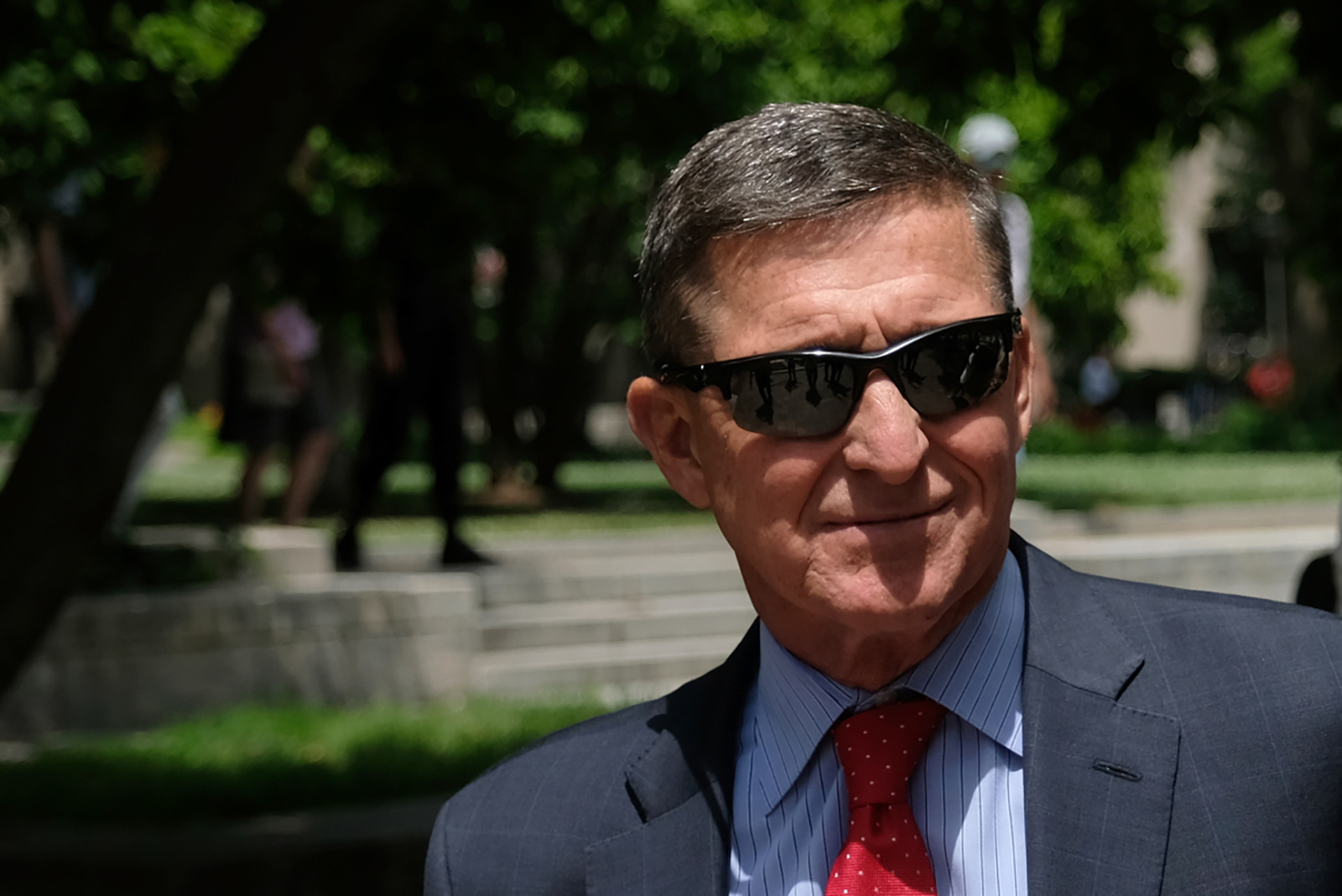 Appeals court rehearing request to dismiss Michael Flynn's case