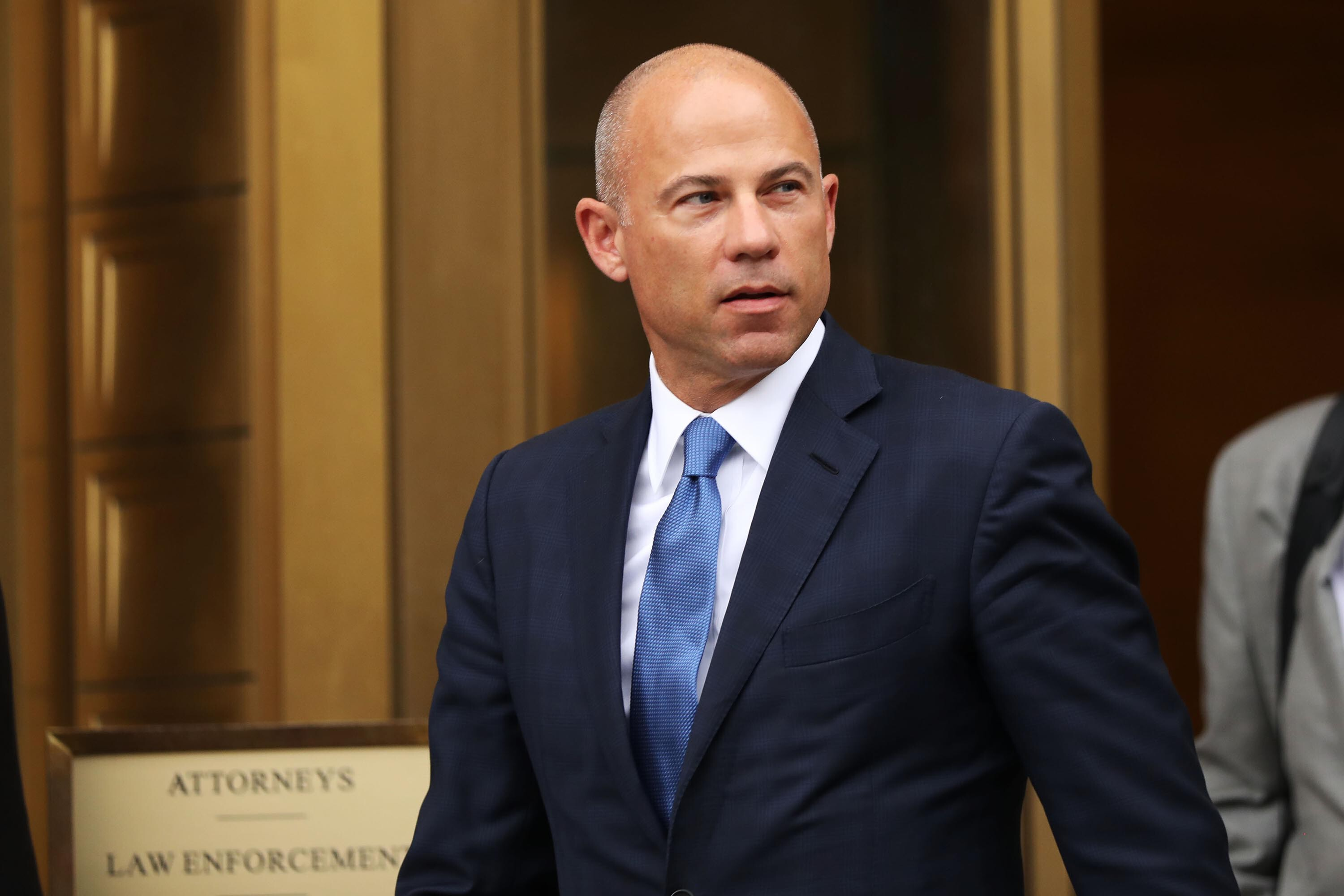 Michael Avenatti sentenced to 2.5 years in prison for attempting to extort Nike