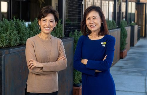 Image for 'Don't mess with us': history-making Korean American congresswomen fight back against racial bias