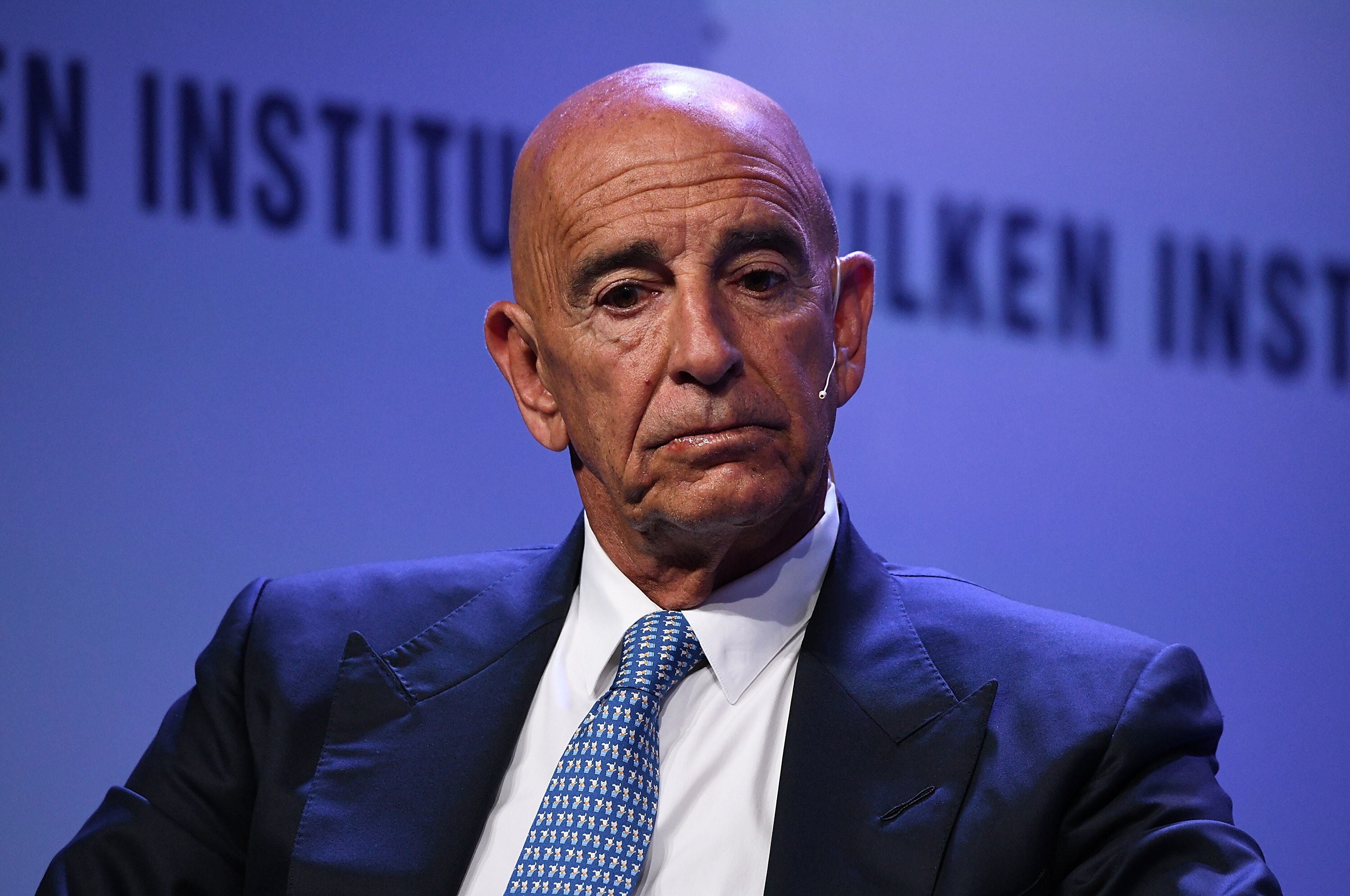 Tom Barrack and the influence he had in Trump's world
