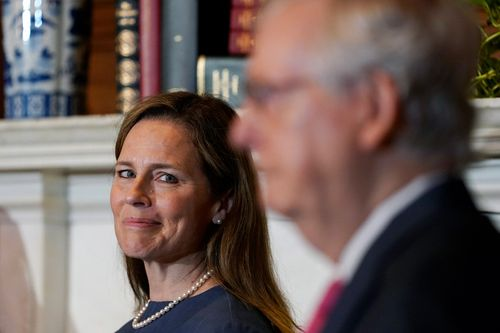 Image for READ: Amy Coney Barrett's opening statement to Senate Judiciary Committee