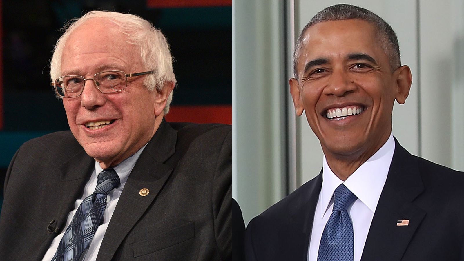 Sanders says Obama would 'be there at my side' if he's the nominee