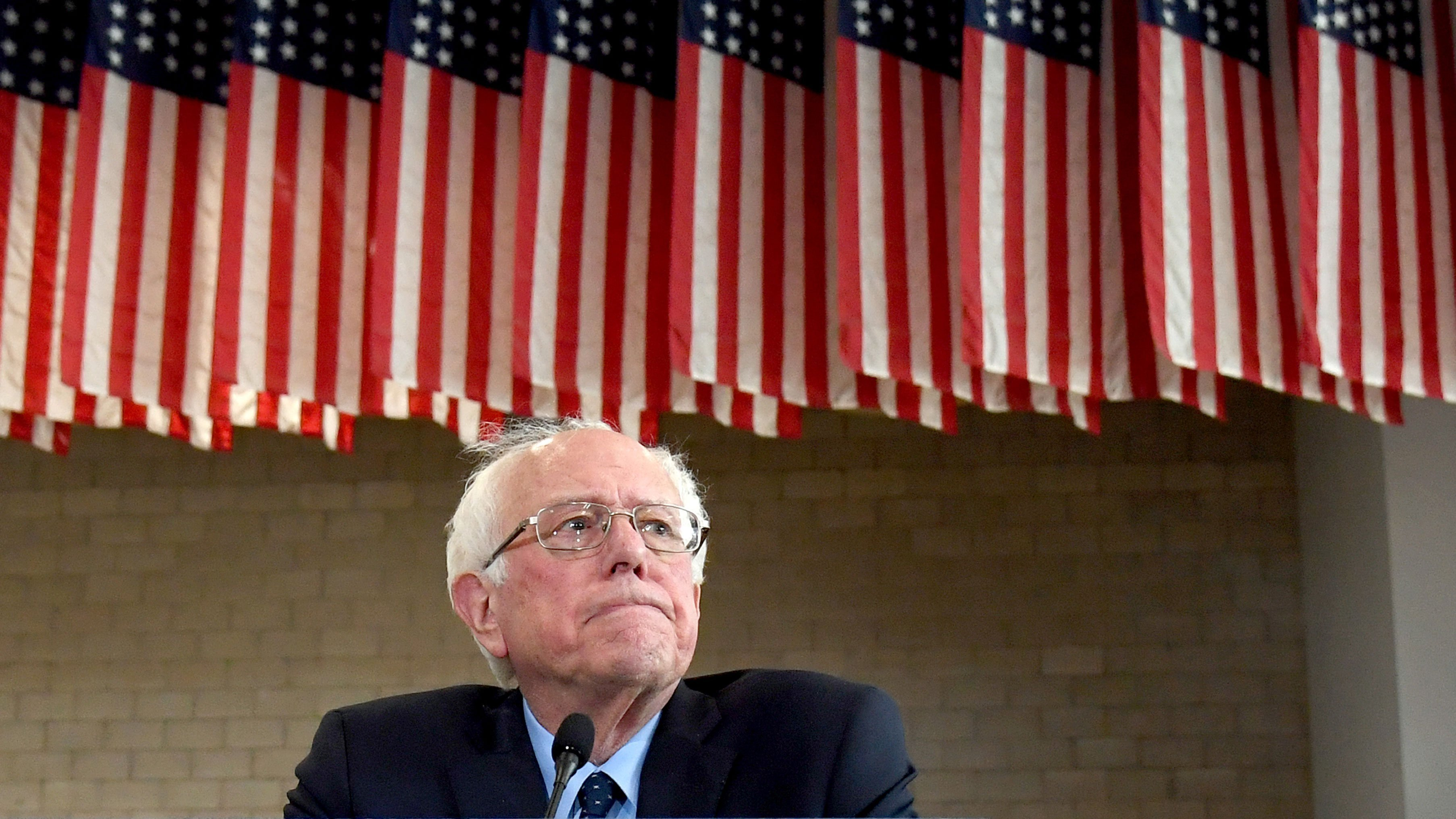 Bernie Sanders introduces labor plan to broaden union power
