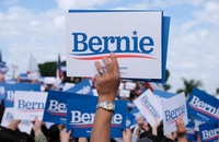 Bernie Sanders' rise has moderate Democrats wondering if it's too late to stop him