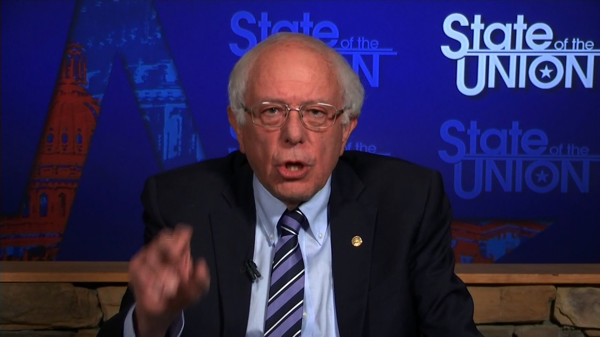 Bernie Sanders: 'Of course' I would use tariffs as President