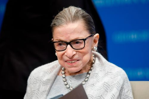Image for 10 quotes that help define the 'Notorious RBG' legacy of Ruth Bader Ginsburg