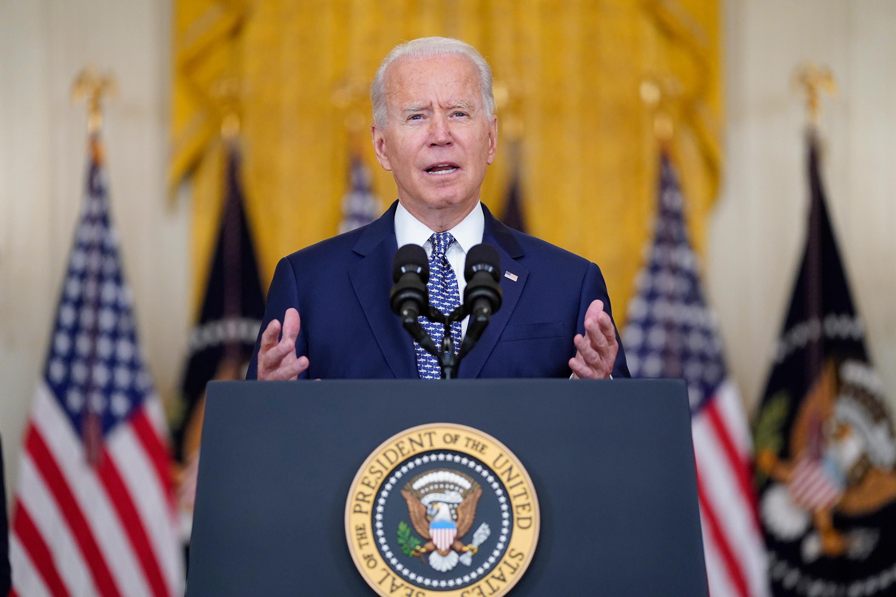 Biden says he respects Cuomo's decision to resign, but praises his record on policy