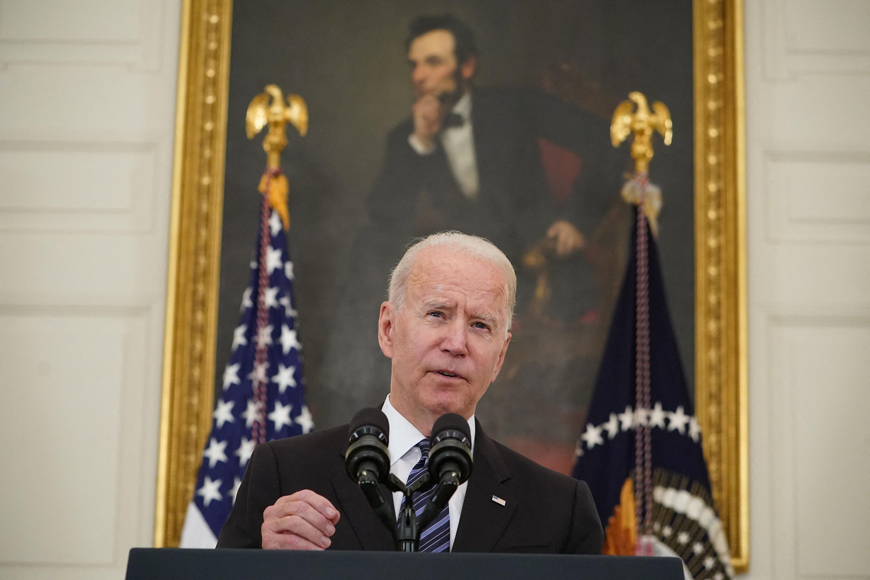Biden administration urging state and local governments to use Covid relief funding to address uptick in violent crime