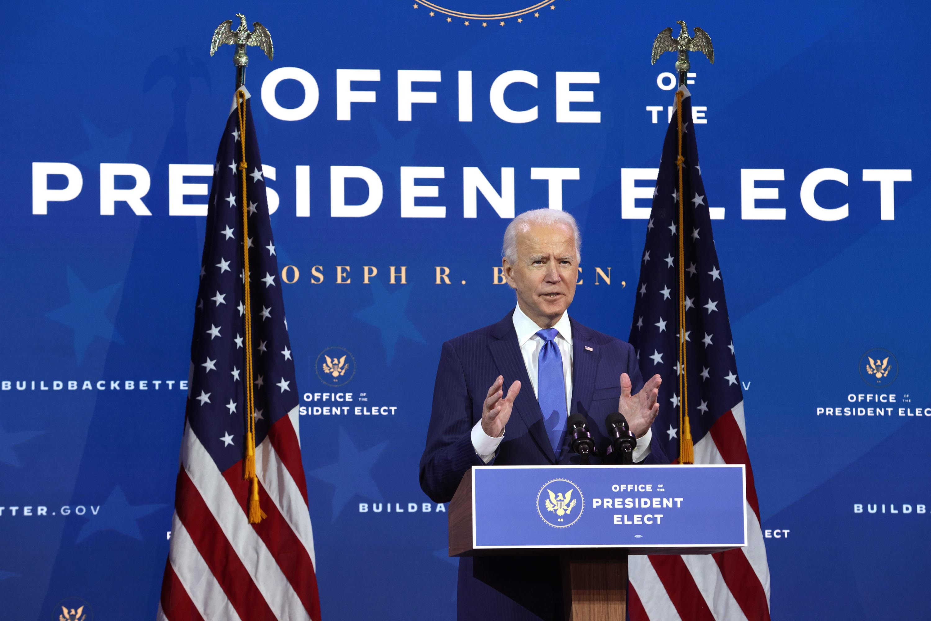 Biden unlikely to tap Democrats from Congress for administration posts