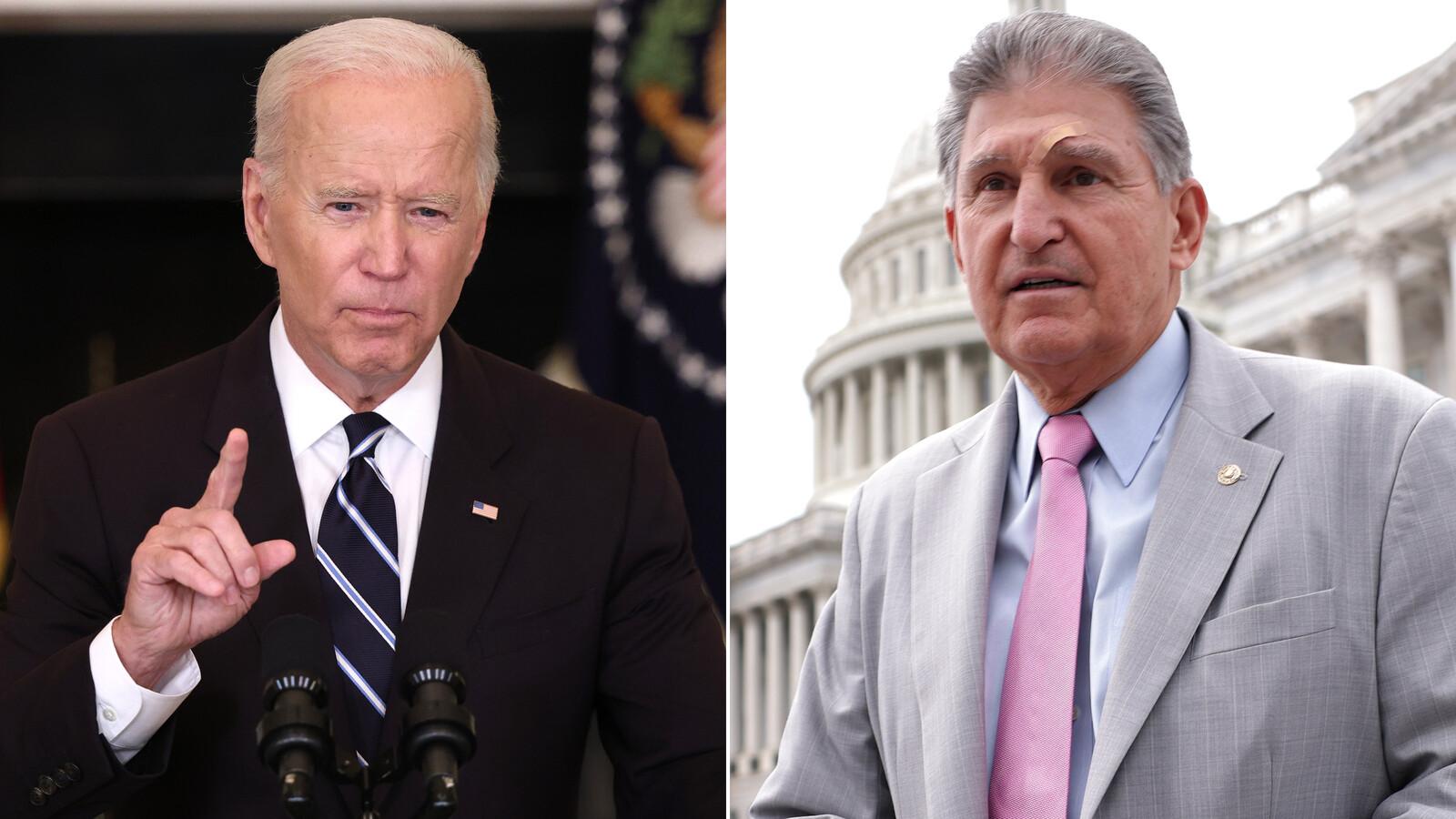 Biden agenda faces make-or-break moment as Democrats struggle to finalize deal