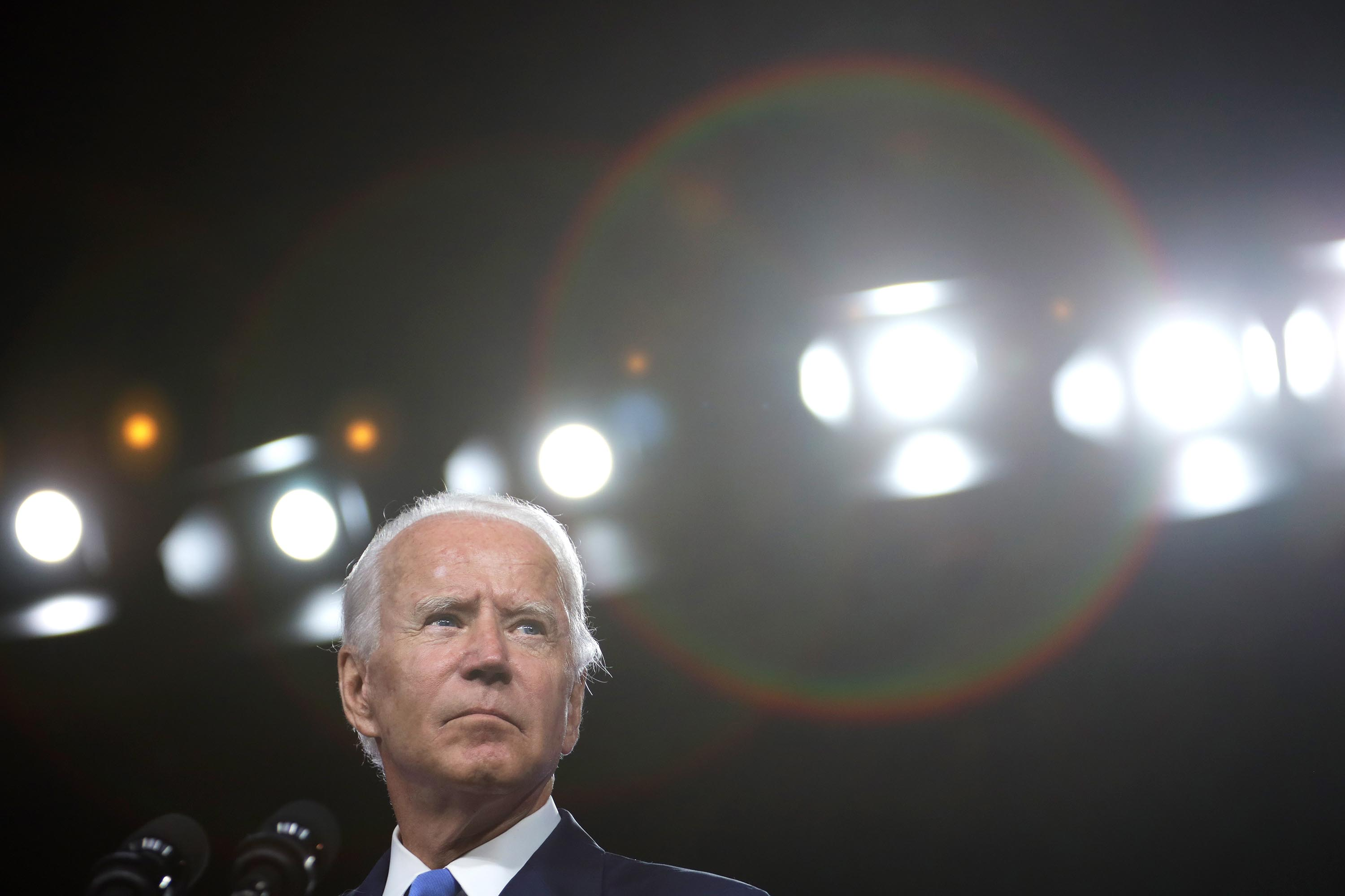 20 former Republican US attorneys endorse Biden campaign