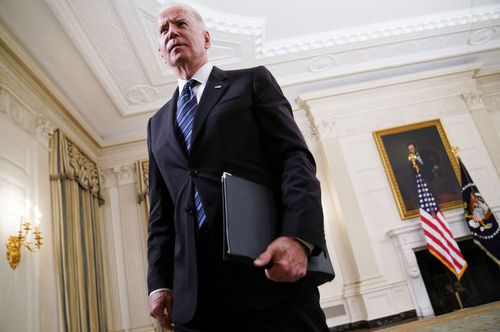 Image for Biden: 'We have a deal' on infrastructure with bipartisan group of senators