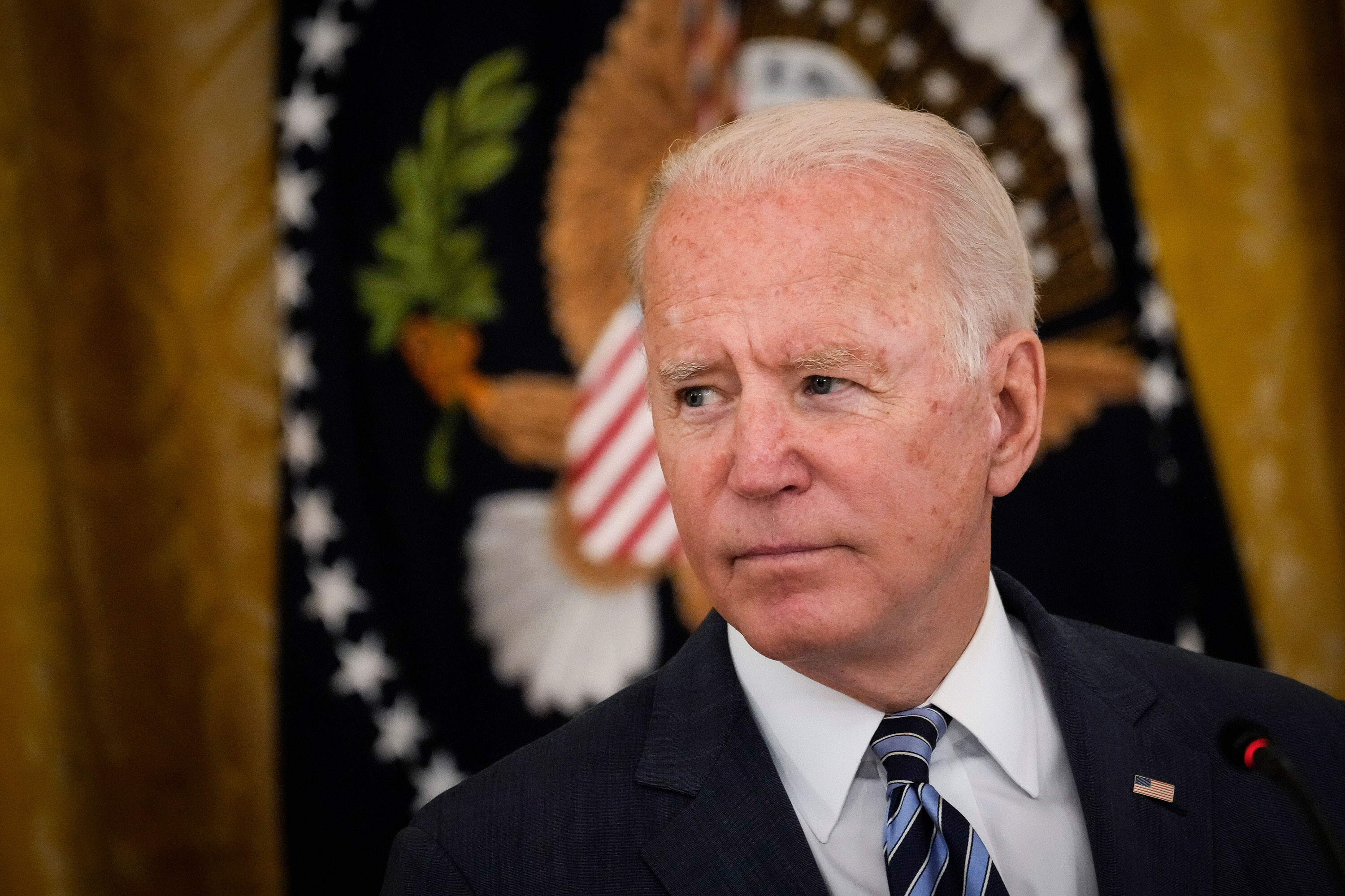Biden says Democrats are at a 'stalemate' as his economic agenda hangs in the balance on Capitol Hill
