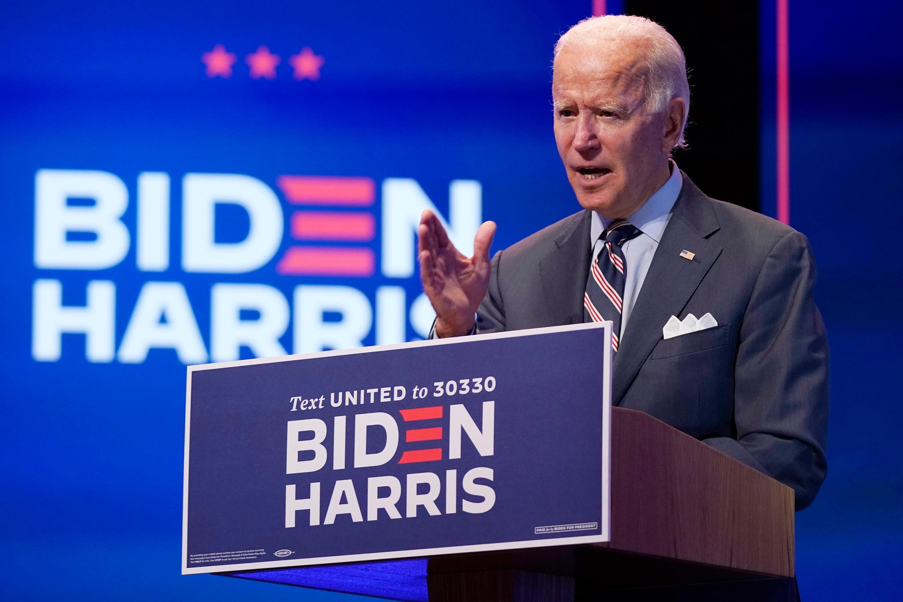 Fact check: Biden ad misleadingly suggests Trump called Covid-19 a 'hoax'