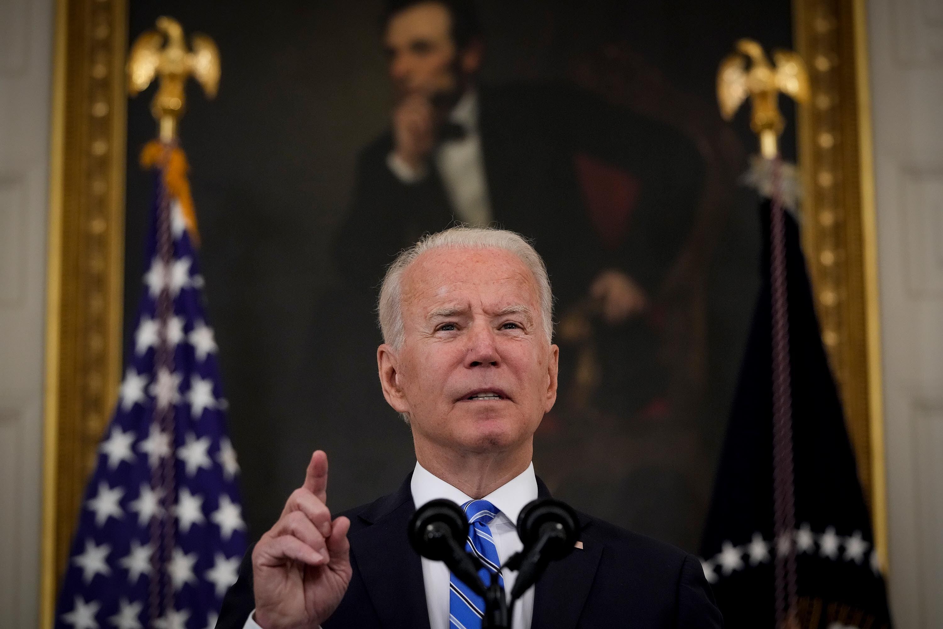 Biden calls on students to keep campuses 'safe from a threat of abuse and assault as well' as Covid-19 as they return this fall