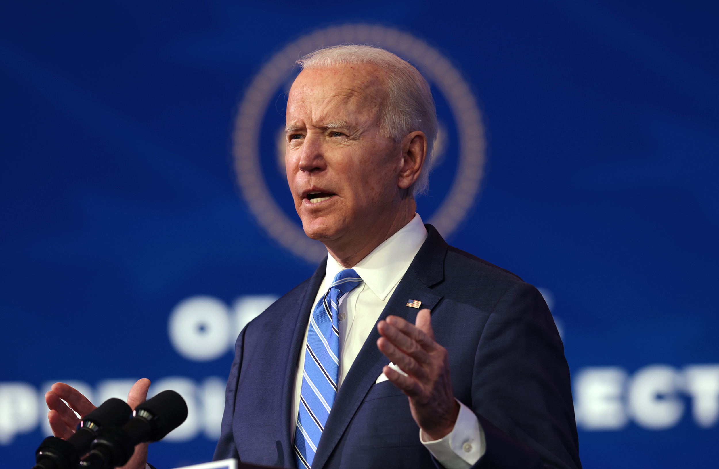 Biden builds out communications staff with chief photographer and deputy press secretary