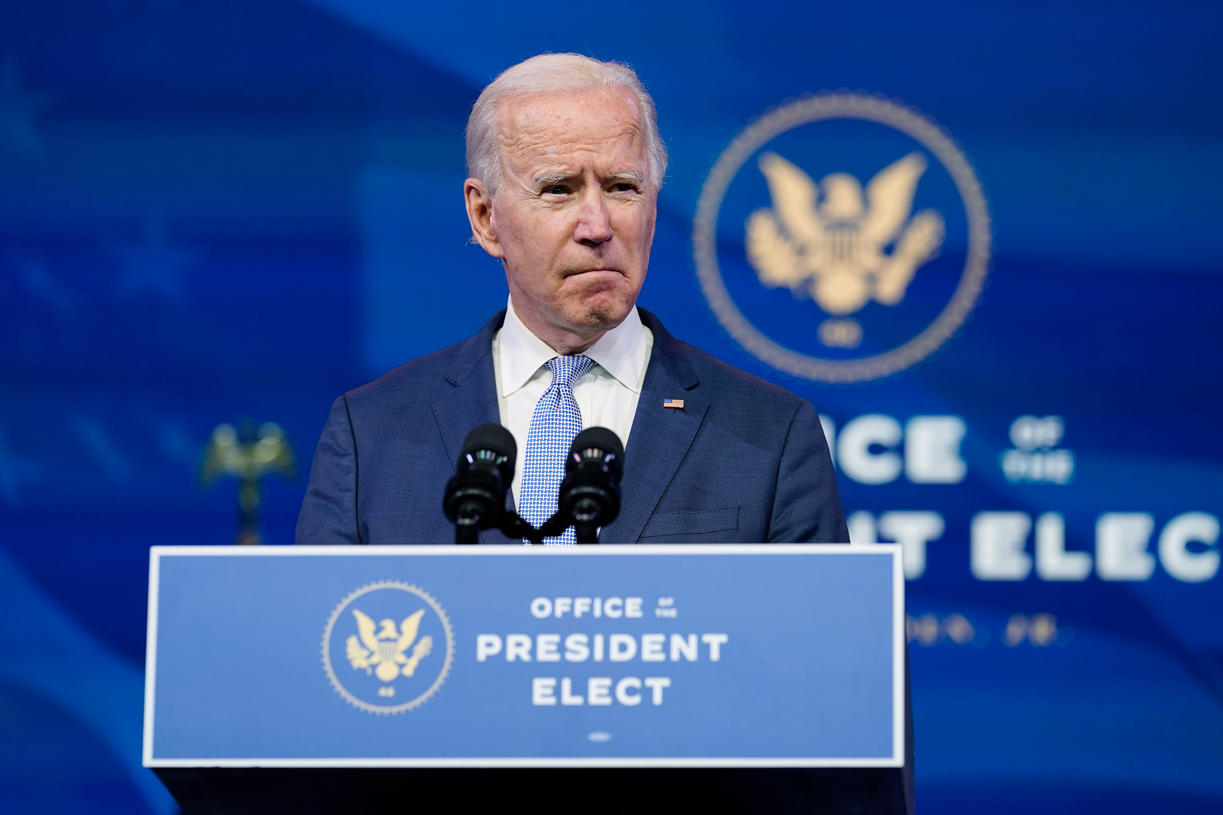 Biden aides told congressional allies to expect Covid relief package with roughly $2 trillion price tag