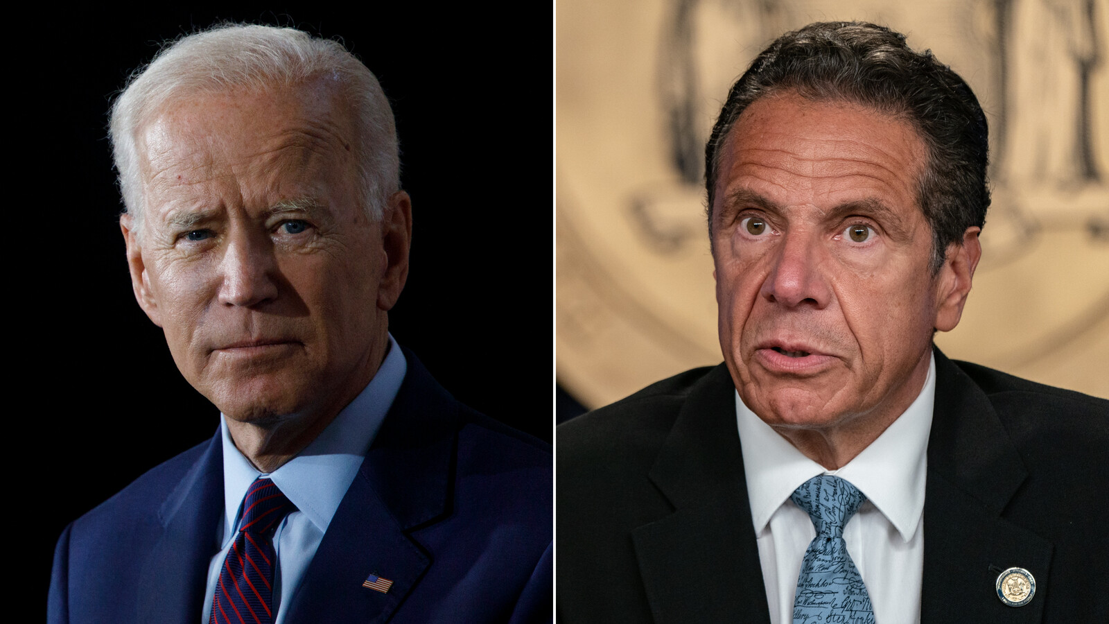 Biden calls on New York Gov. Andrew Cuomo to resign after report details sexual harassment allegations