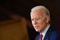 Biden says Trump putting words in George Floyd's mouth is 'despicable'