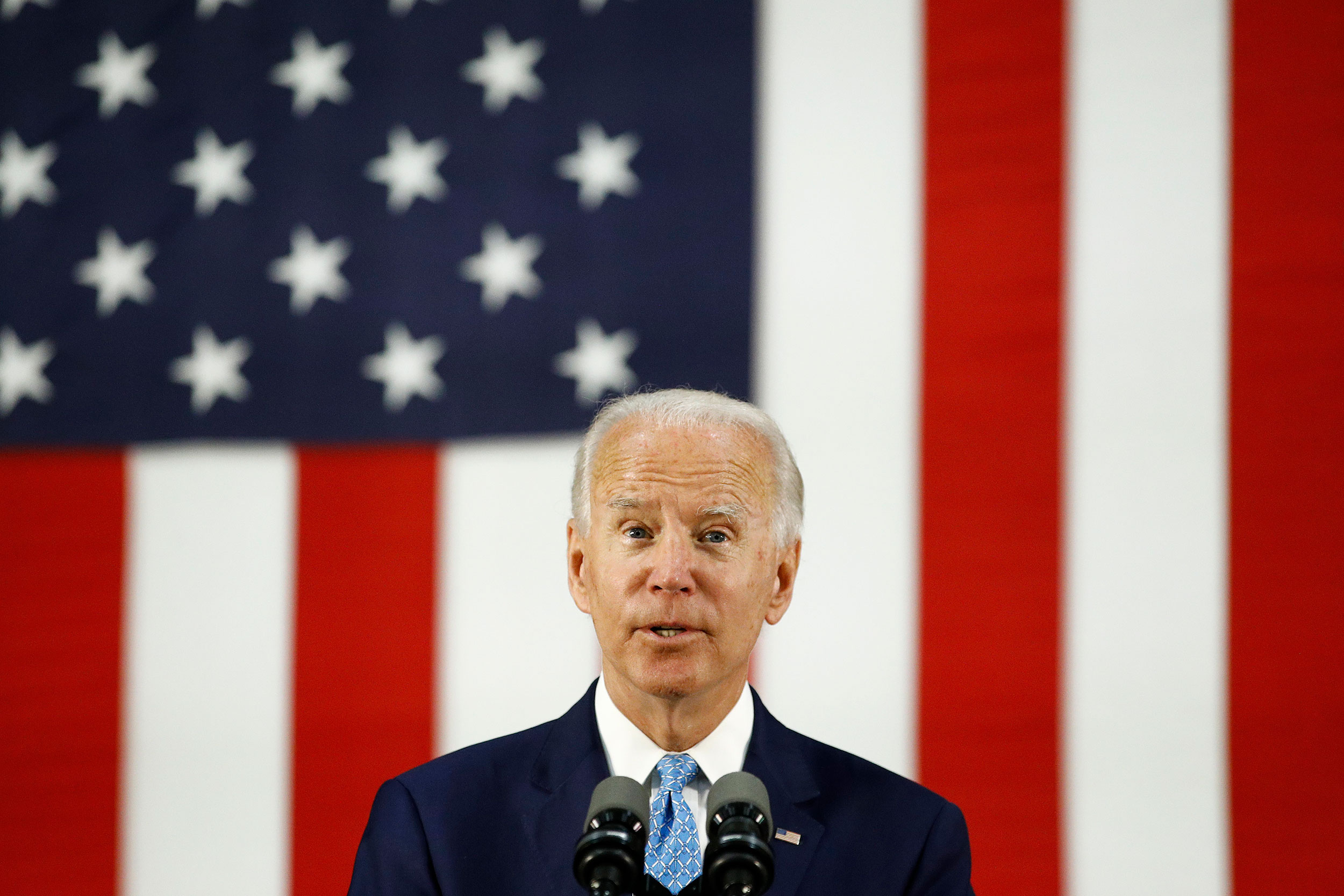 Biden seeks to clarify comment that Latino community is diverse, 'unlike the African American community'