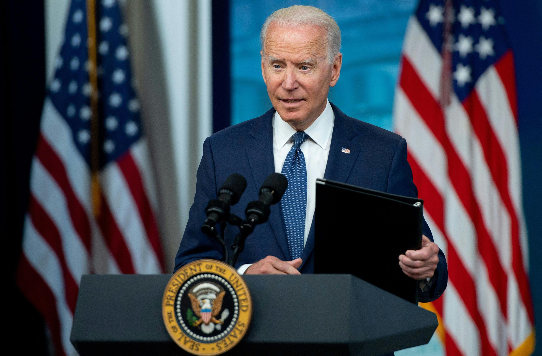 Fact-checking Republicans' false narratives around Biden's door-to-door vaccine efforts