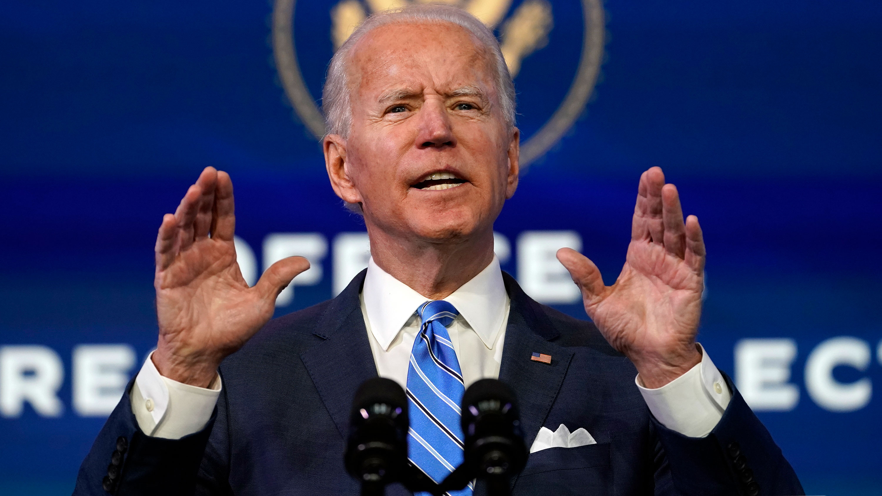 When will Americans see the aid from Biden's relief proposal? It's up to Congress