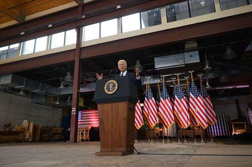 Image for GOP counters Biden's infrastructure plan with $928 billion offer as President's adviser slams opposition
