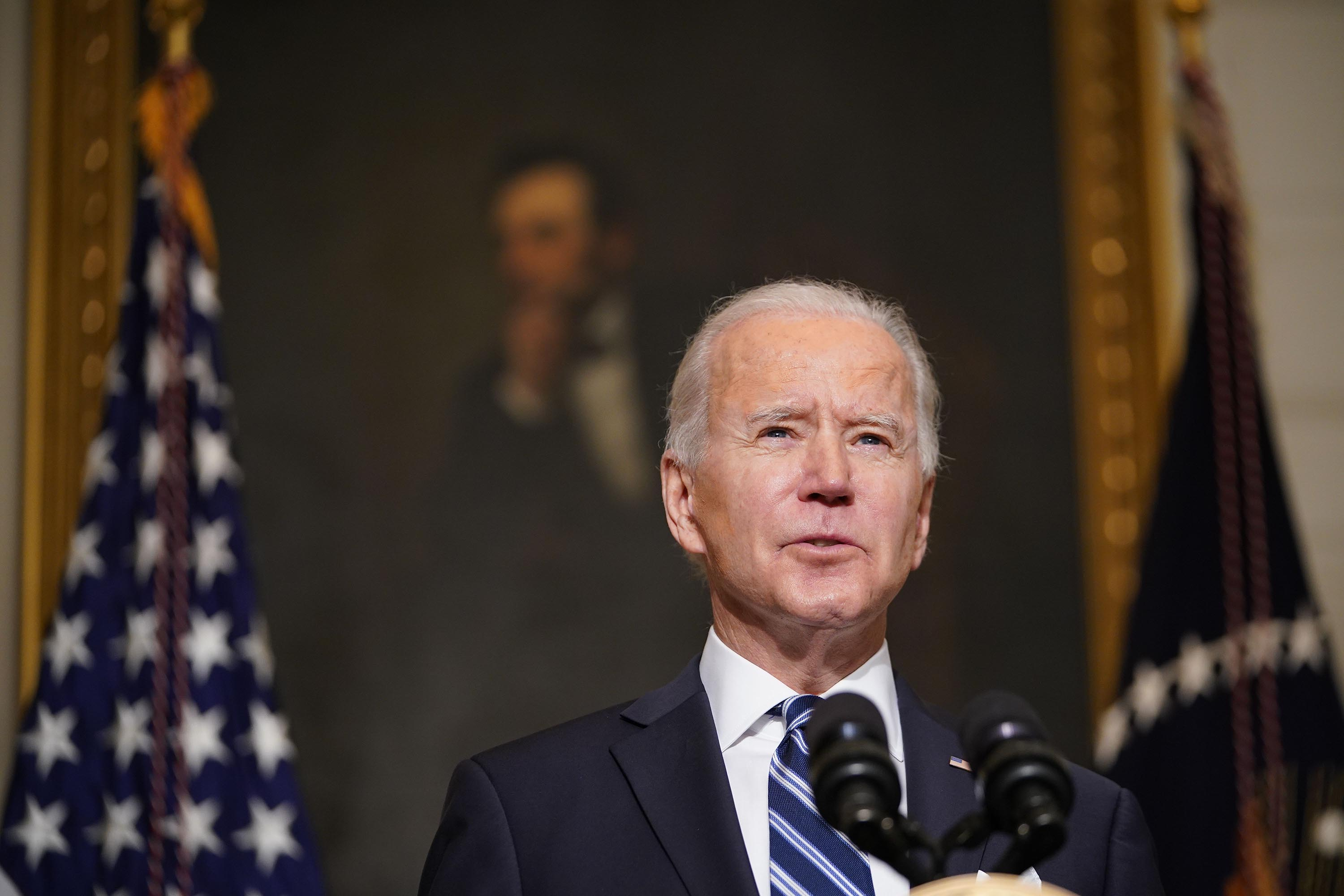 Biden signed two executive orders and a memorandum Wednesday. Here's what they do