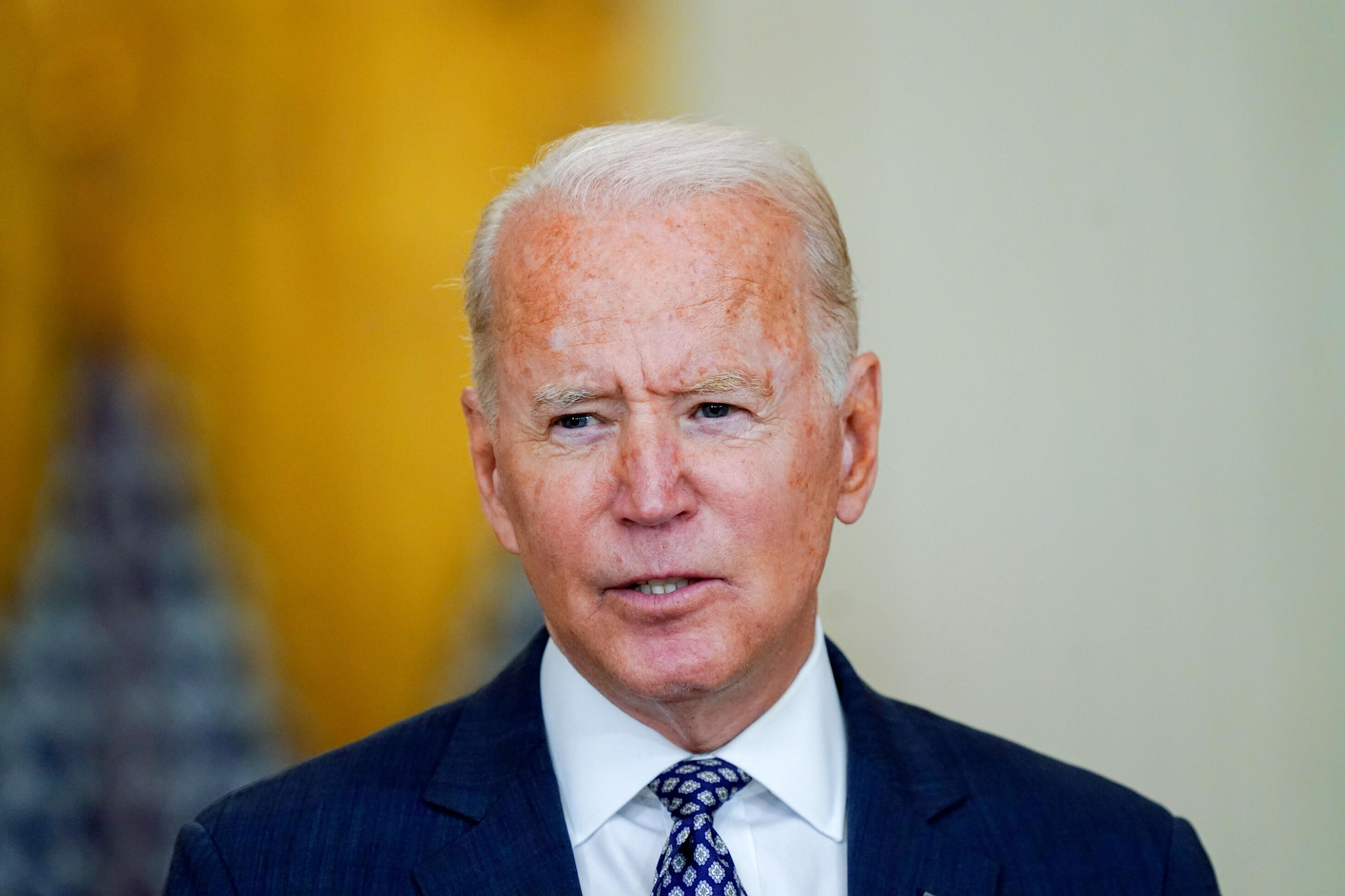 Biden encourages Americans who have been waiting for full FDA approval to get their Covid vaccination: 'Get it today'