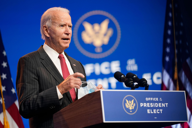 Biden set to receive first president's daily intelligence brief Monday