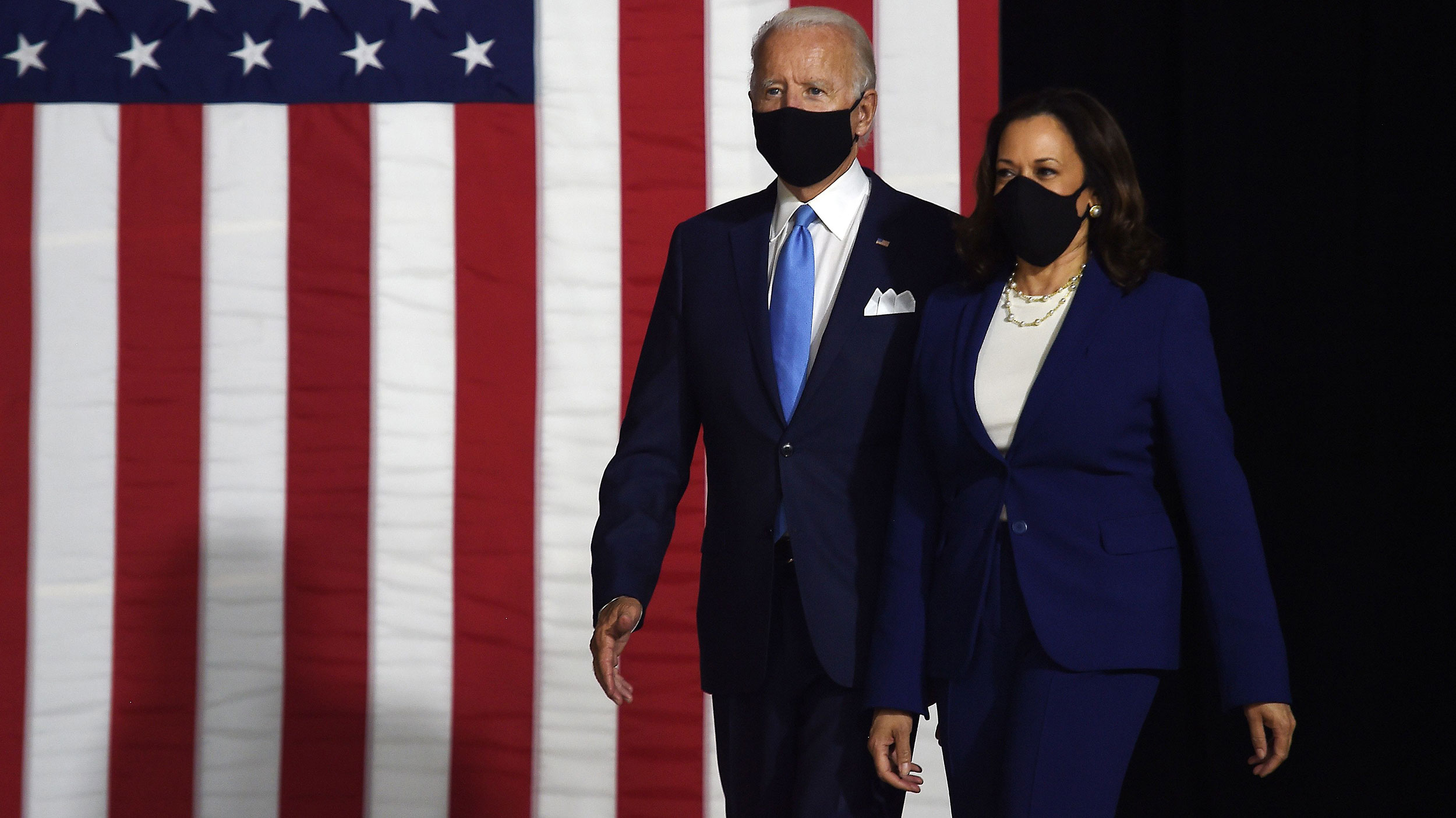Biden says campaign raised $26 million in one day since Harris joined the ticket