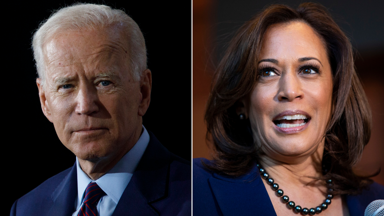Biden and Harris set to deliver speech together as Democratic ticket in Delaware