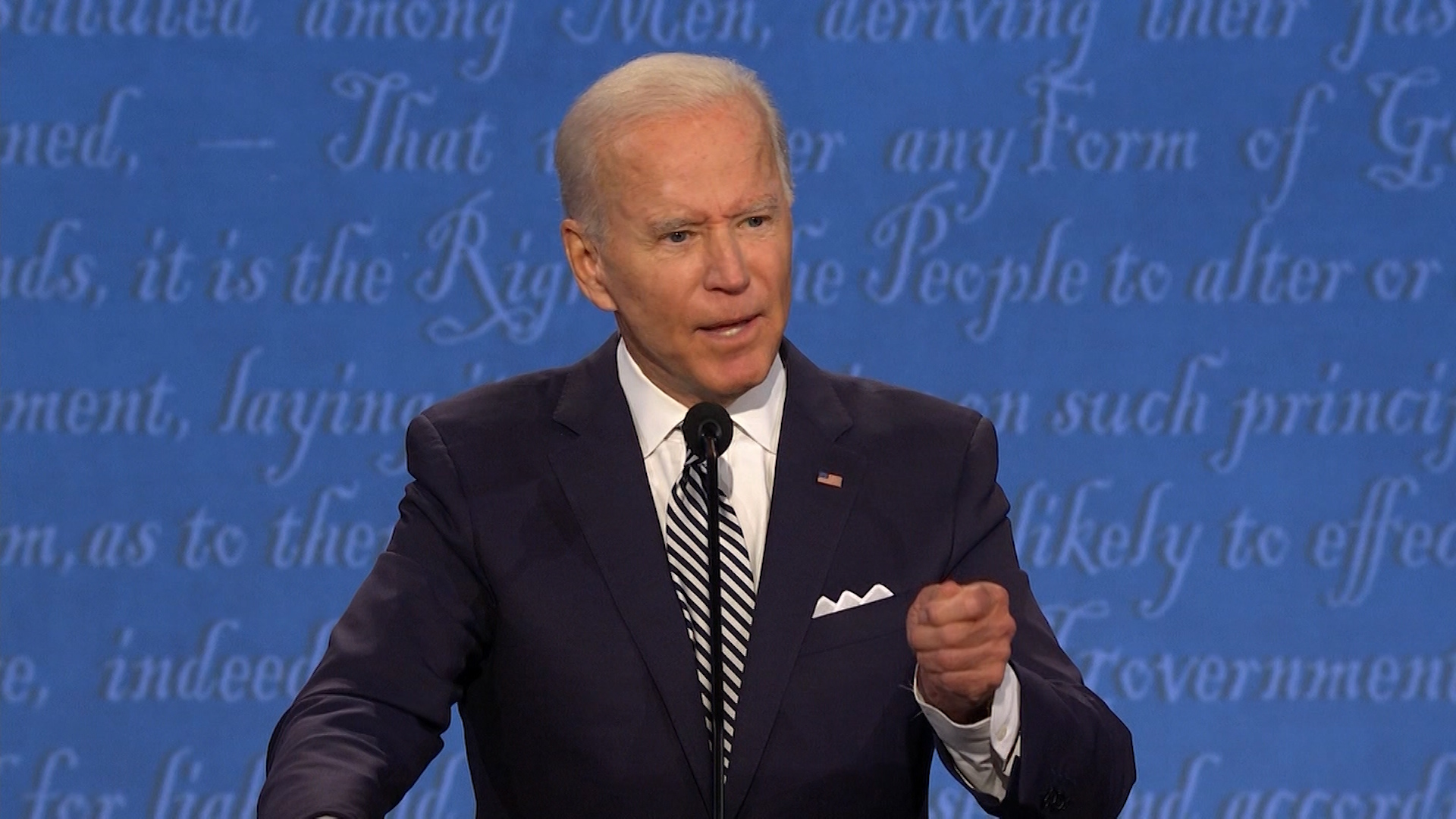 Biden calls on Senate to pursue impeachment along with the nation's 'other urgent business'