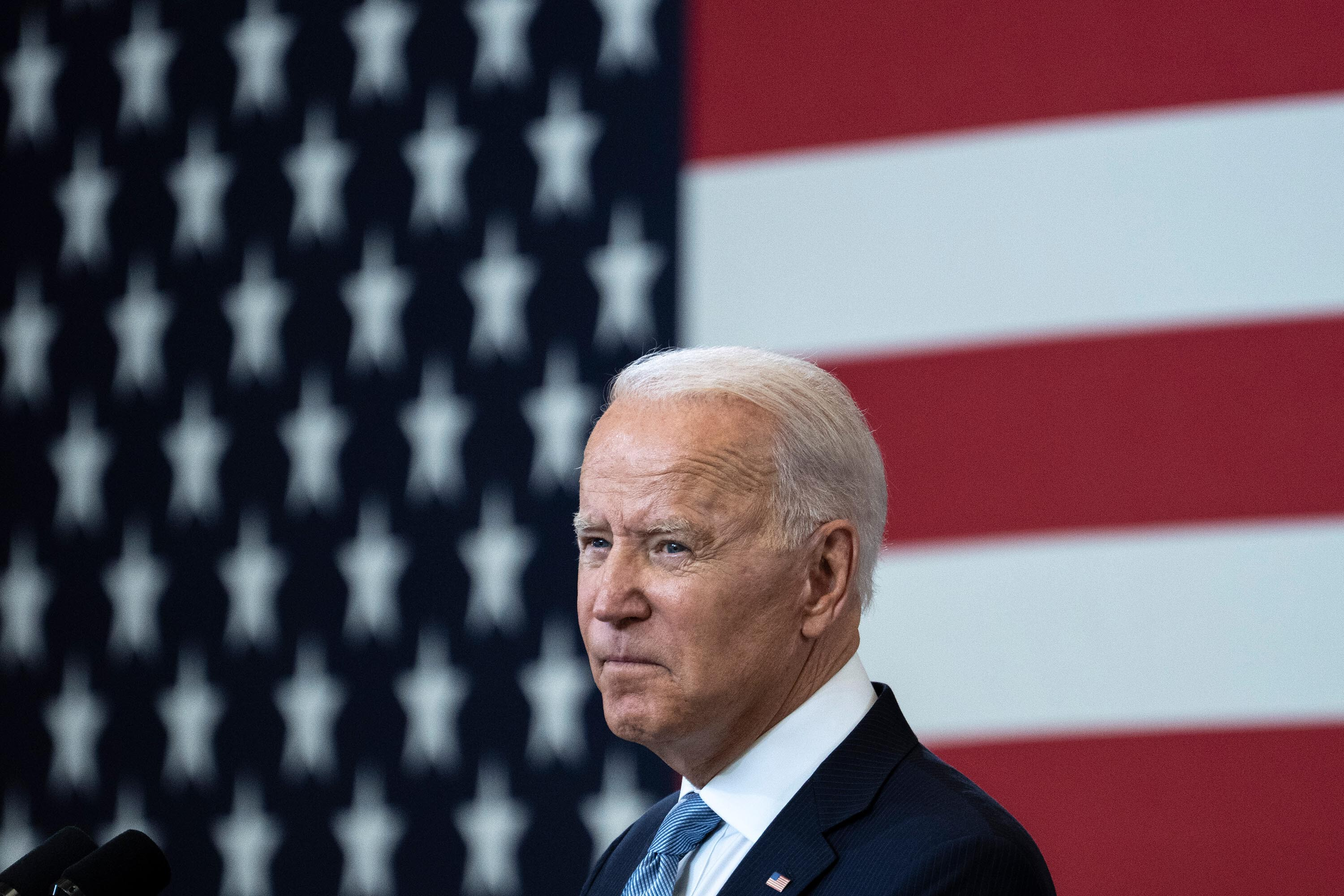 Biden takes on inflation concerns as domestic agenda hangs in the balance: 'These disruptions are temporary'