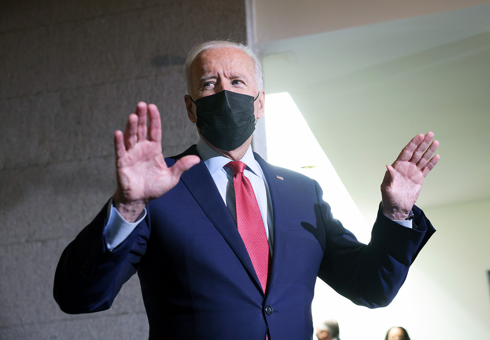 'It doesn't matter when': How Biden gave feuding House Democrats an off-ramp