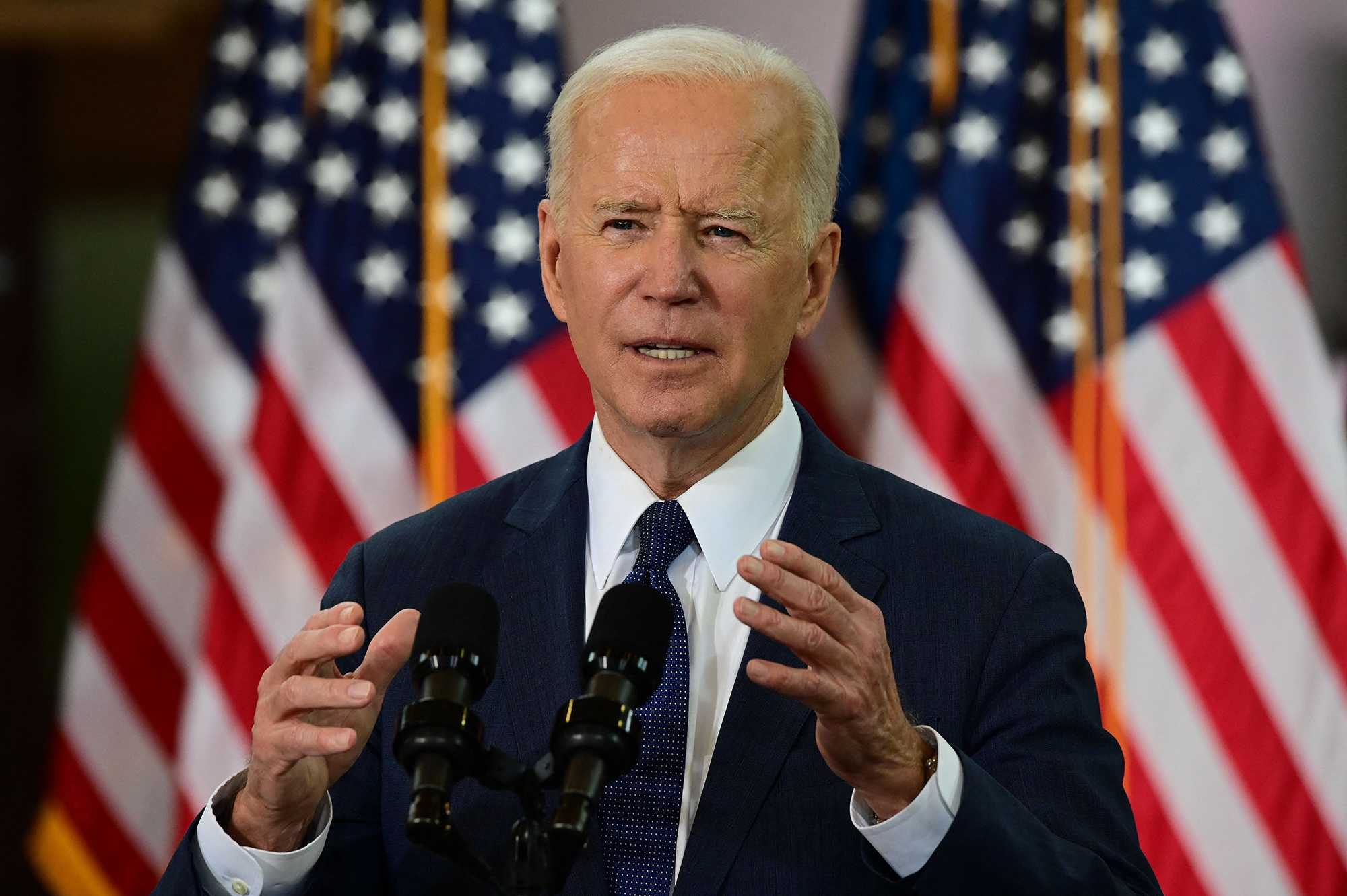 Biden starts infrastructure push by meeting bipartisan group of lawmakers who could help shape $2 trillion proposal