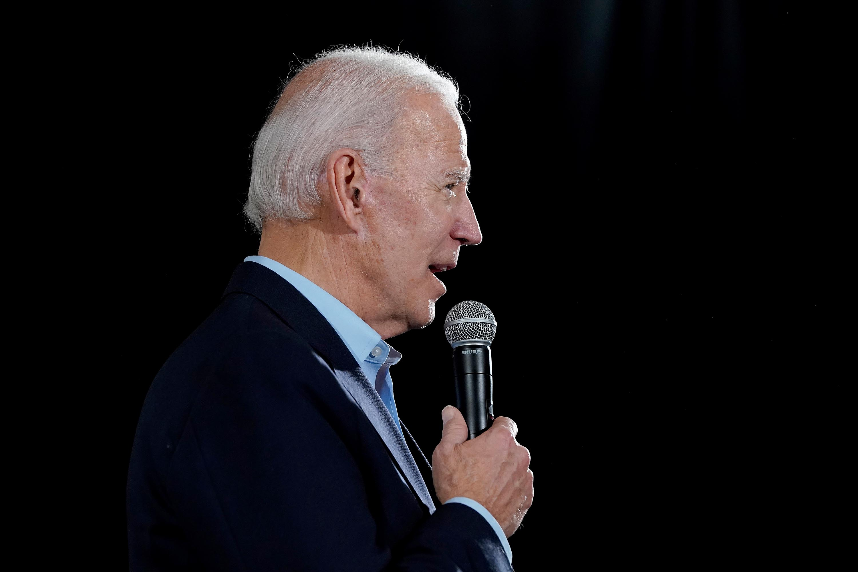 How Joe Biden defended his Iraq vote