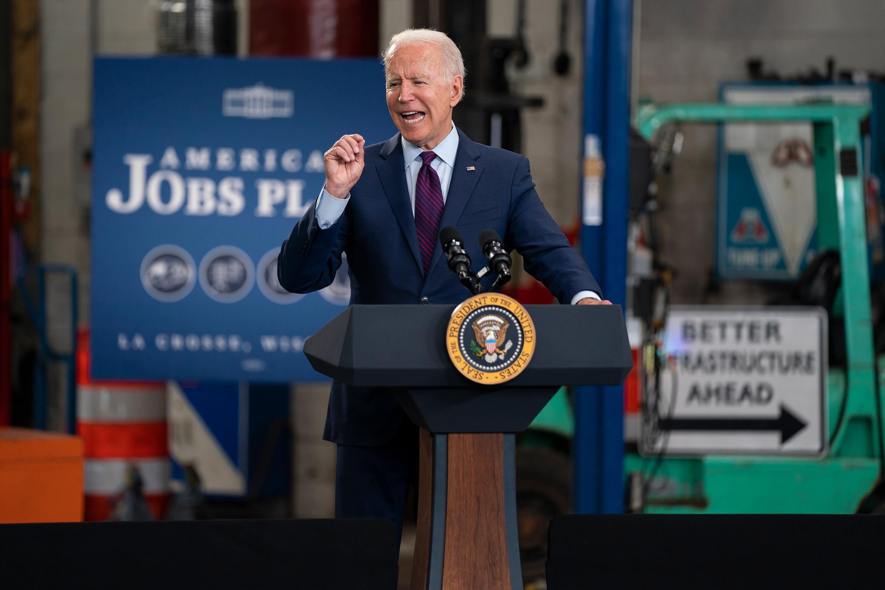 'This is historic progress:' Biden touts economic recovery after US added 850,000 jobs in June