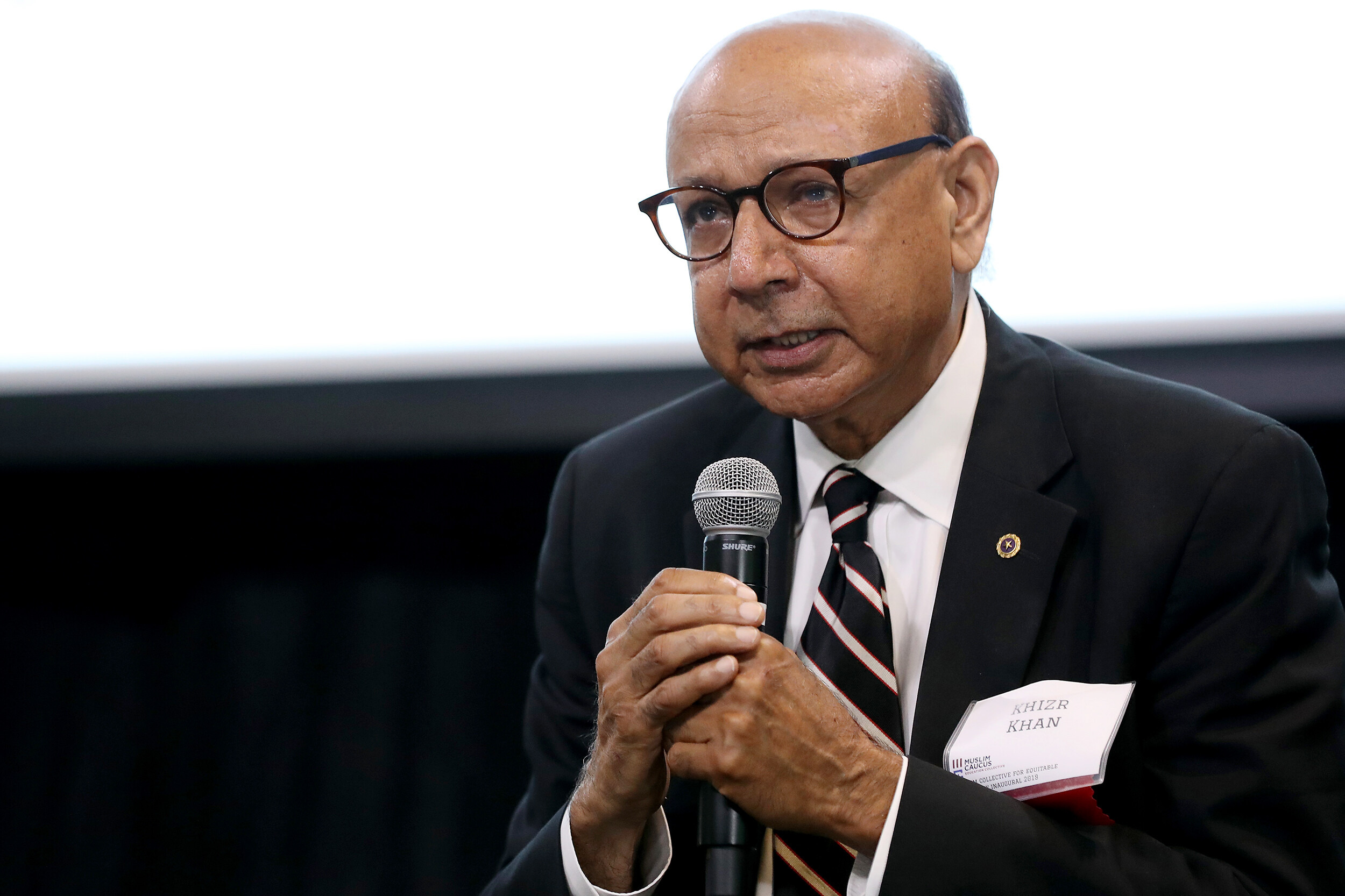 Biden nominates Khizr Khan, a Gold Star father and Trump critic, to religious freedom post