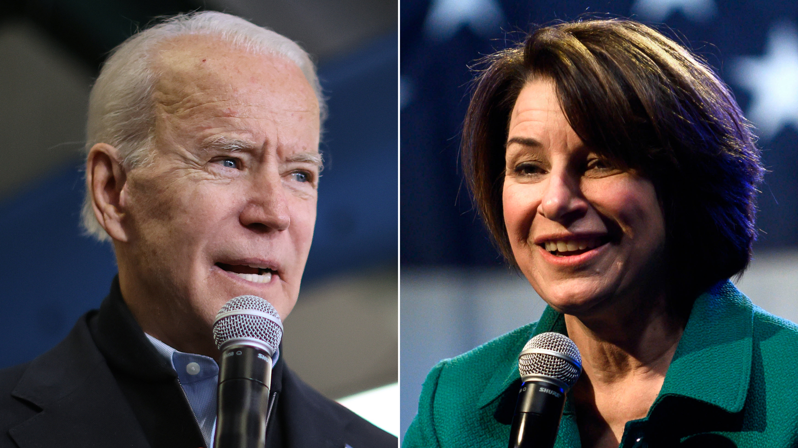 Klobuchar says she's not directing supporters to do anything after Biden aides float Iowa caucus alliance