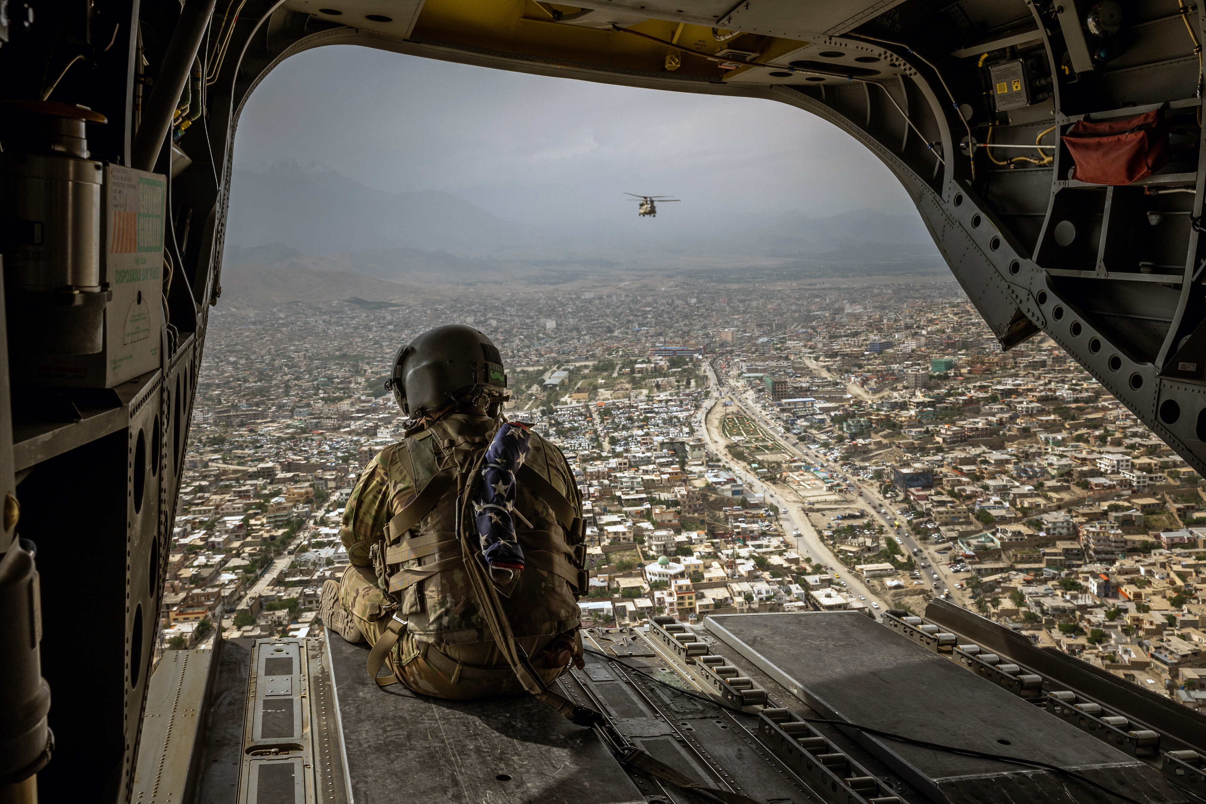 Afghanistan's quick unraveling jolts national security officials and threatens to stain Biden's legacy