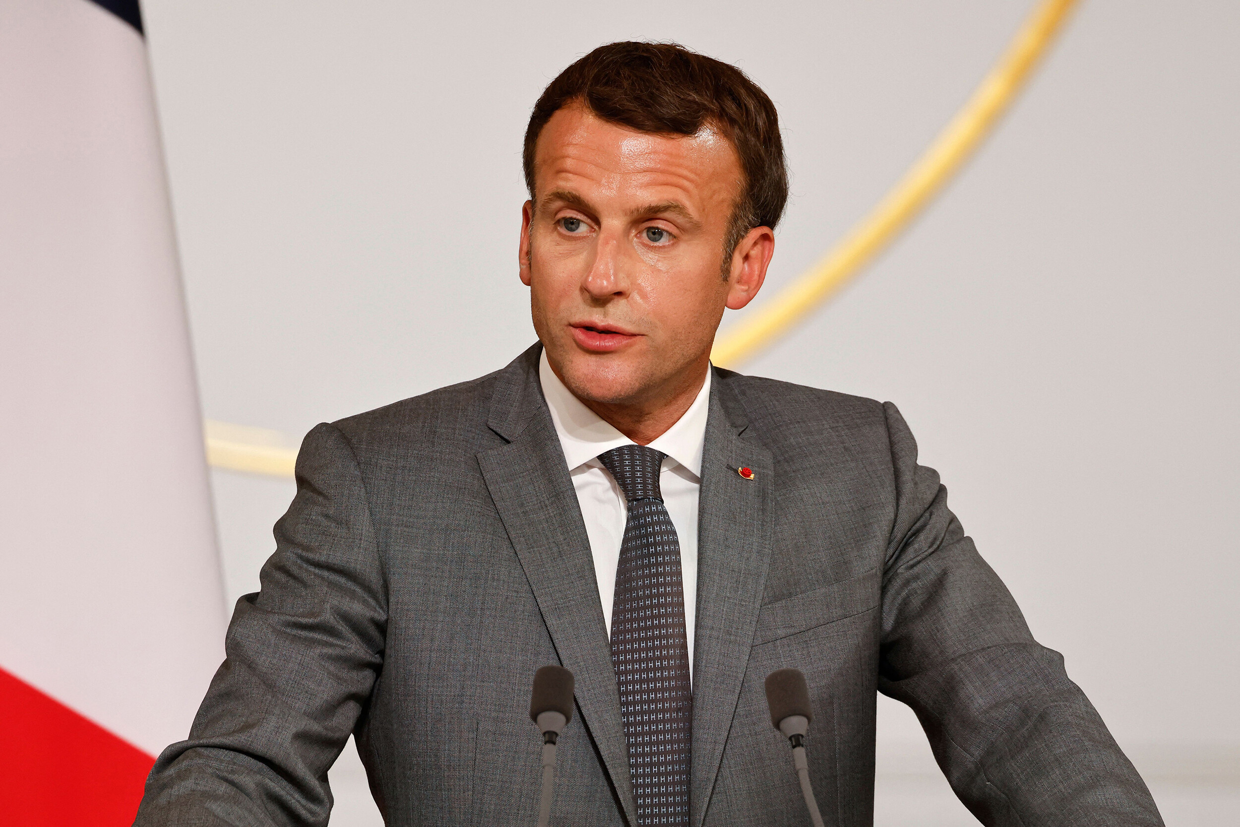 Biden to speak to Macron 'in the coming days' amid diplomatic dust-up with France