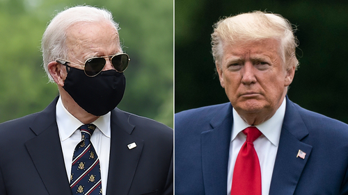 Image for Biden says he would make wearing face masks mandatory for Americans amid coronavirus pandemic