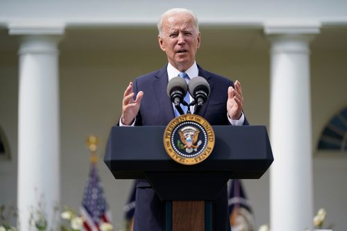 Image for Multiple crises at home and abroad provide a reality check for Biden's White House