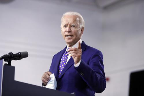 Image for Joe Biden will no longer travel to Milwaukee to accept Democratic nomination